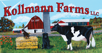 Personalized Farm Signs Personalized Tractor Signs